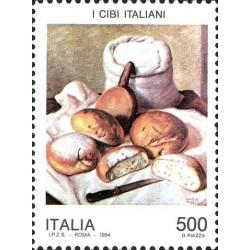 Cibi italiani - 1ª emissione